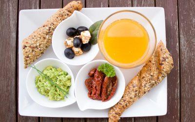 Una sana e ricca colazione